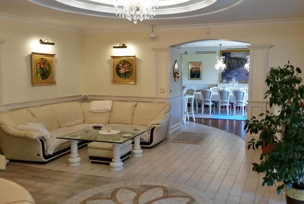 eleganckie wnętrze luksusowej willi na sprzedaż Katowice