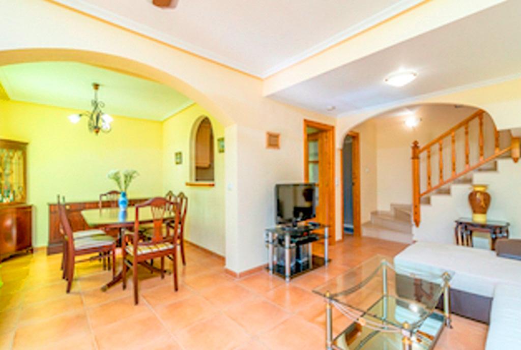 przestronne i stylowe wnętrze luksusowego apartamentu na sprzedaż Hiszpania (Cinuelica, Orihuela Costa)