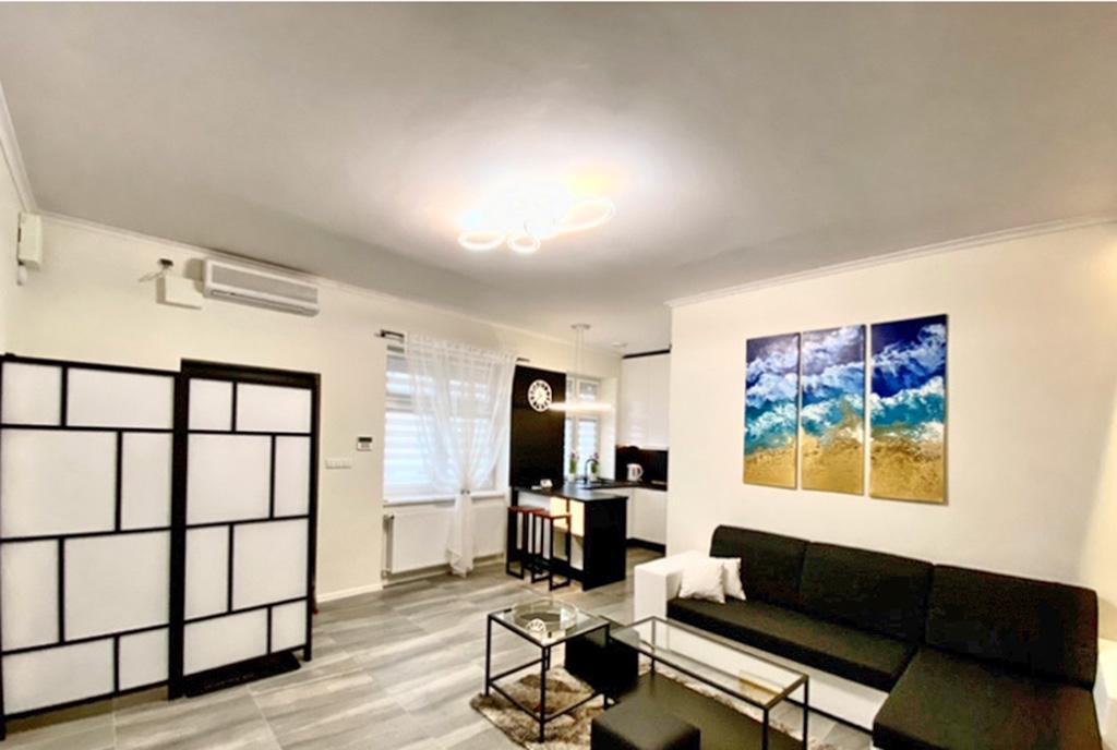 zaprojektowane zgodnie z najnowszymi trendami wnętrze luksusowego apartamentu do sprzedaży Legnic