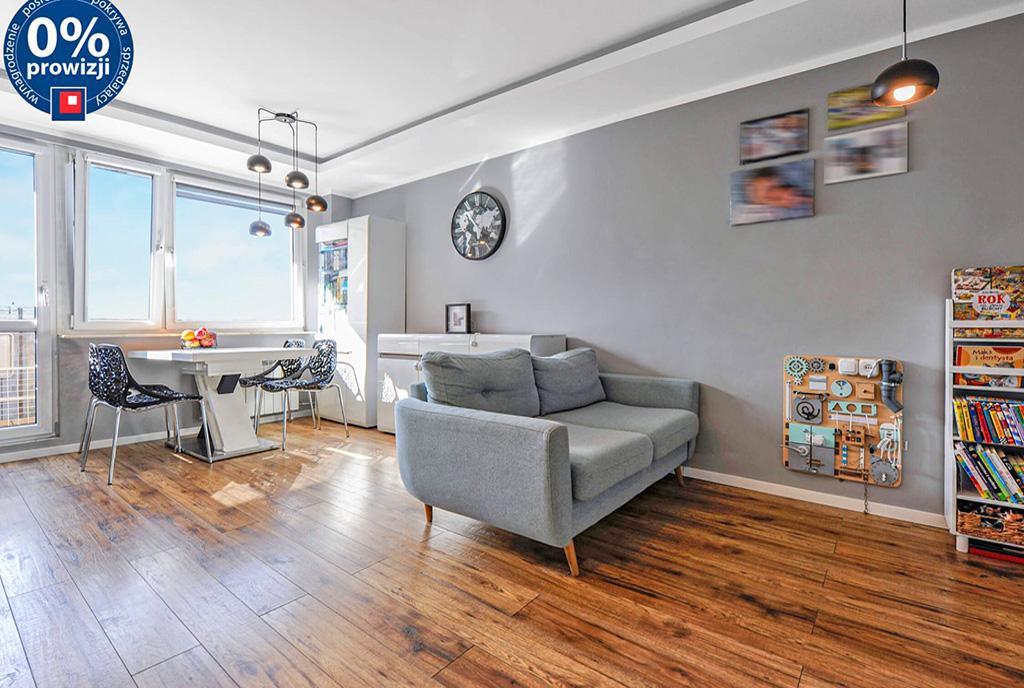 komfortowy pokój gościnny w ekskluzywnym apartamencie na sprzedaż Katowice (okolice)
